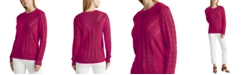 Lauren Ralph Lauren Cable-Knit Top
