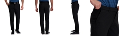 Haggar Cool Right Performance Flex Slim Fit Flat Front Pant