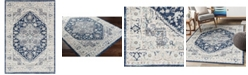 """Abbie & Allie Rugs Chester CHE-2313 Navy 5'3"""" x 7'3"""" Area Rug"""