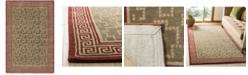 """Martha Stewart Collection Byzantium MSR4537B Multi 2'3"""" x 8' Runner Rug"""