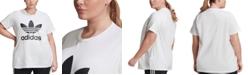 adidas Plus Size Trefoil T-Shirt