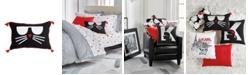 """Karl Lagerfeld Paris Choupette Decorative Pillow, 18"""" x 12"""""""