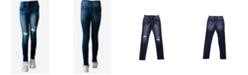 Imperial Star Big Girls Destructed Jeans