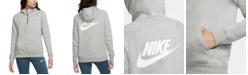 Nike Plus Size Essential Logo Hoodie