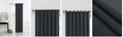 """B. Smith Paige Light Filtering Back Tab Curtain Panel By Nefeli, 84"""" x 52"""""""