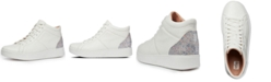 FitFlop Women's Rally Glitter High-Top Sneakers