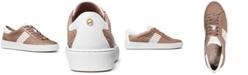 Michael Kors Colby Embossed Signature Logo Sneakers