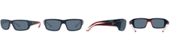 Costa Del Mar Fantail Polarized Sunglasses, 6S9006 59