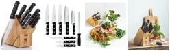 J.A. Henckels International East Meets West Fine Edge Pro 10 Piece Cutlery Set, Created for Macy's