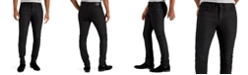 INC International Concepts INC Men's Skinny Coated Moto Jeans, Created for Macy's