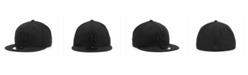 New Era New York Yankees Black on Black Fashion 59FIFTY