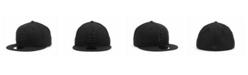 New Era St. Louis Cardinals Black on Black Fashion 59FIFTY Cap