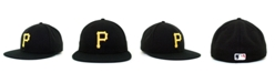 New Era Pittsburgh Pirates MLB Authentic Collection 59FIFTY Fitted Cap