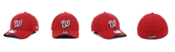 New Era Washington Nationals MLB Team Classic 39THIRTY Stretch-Fitted Cap