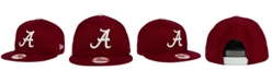 New Era Alabama Crimson Tide Core 9FIFTY Snapback Cap