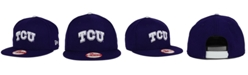 New Era TCU Horned Frogs Core 9FIFTY Snapback Cap
