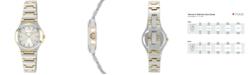 Anne Klein Women's Two Tone Bracelet Watch 28mm