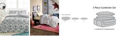 Pem America Morgan 3-Pc. Comforter Set, Created for Macy's