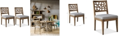 Furniture Cabot Dining Chairs, Set of 2