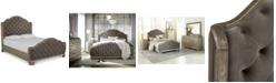 Furniture Zarina Queen Bed