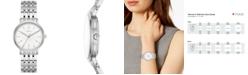 DKNY Women's Minetta Stainless Steel Bracelet Watch 36mm, Created for Macy's