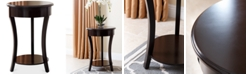 Furniture Norine End Table, Quick Ship