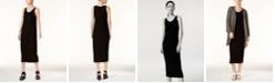 Eileen Fisher Stretch Jersey Scoop-Neck Midi Dress, Regular & Petite