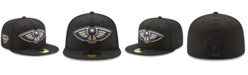 New Era New Orleans Pelicans Metallic Diamond Patch 59FIFTY Fitted Cap