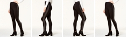 Bar III Studded Mid-Rise Leggings, Created for Macy's