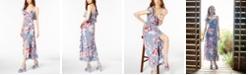 Jill Jill Stuart Floral Asymmetrical Dress, Created for Macy's