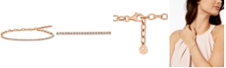 Le Vian Strawberry & Nude™ Diamond Bracelet (1-1/4 ct. t.w.) Set in 14k Gold or Rose Gold