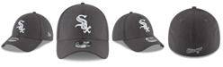 New Era Chicago White Sox Charcoal Classic 39THIRTY Cap