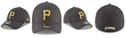 New Era Pittsburgh Pirates Charcoal Classic 39THIRTY Cap