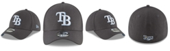 New Era Tampa Bay Rays Charcoal Classic 39THIRTY Cap