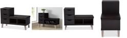 Furniture Clymere Storage Bench, Quick Ship