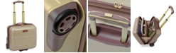 """London Fog Brentwood 15"""" Hardside Underseat Luggage, Created for Macy's"""