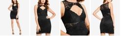 GUESS Silvana Lace Mini Dress