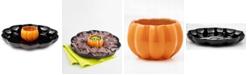 Martha Stewart Collection Pumpkin Chip & Dip Platter, Created for Macy's
