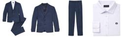 Lauren Ralph Lauren Big Boys Plaid Suit Separates