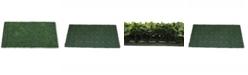 "Vickerman 50"" X 100"" Artificial Green Boxwood Matt"