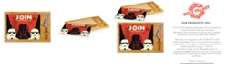 Picnic Time Toscana® by Star Wars Empire Icon Glass Top Serving Tray & Knife Set