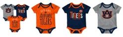Outerstuff Auburn Tigers Lil Tailgater 3 Piece Set, Infants (0-9 Months)