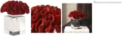 Uttermost Red Coral Cluster