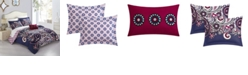 Chic Home Lively 8 Pc Queen Duvet Cover Set
