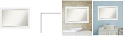 Amanti Art Corvino 41x29 Bathroom Mirror