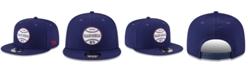 New Era Texas Rangers Vintage Circle 9FIFTY Snapback Cap