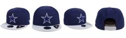 New Era Boys' Dallas Cowboys Two Tone 9FIFTY Snapback Cap