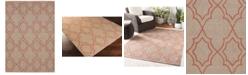 """Surya Alfresco ALF-9588 Camel 7'6"""" x 10'9"""" Area Rug, Indoor/Outdoor"""
