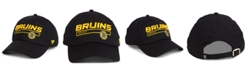 Authentic NHL Headwear Boston Bruins Rinkside Fundamental Adjustable Cap