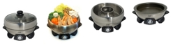 SPT Appliance Inc. SPT Multi-Cooker Shabu-Shabu & Grill